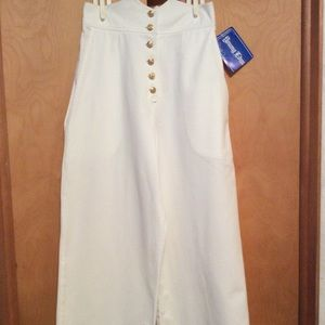 Sailor Styled Pants